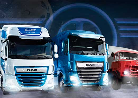 IAA COMMERCIAL VEHICLES 2018: DAF Trucks, ready for the future