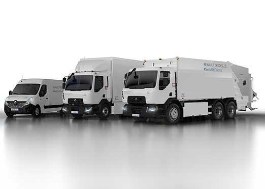 IAA COMMERCIAL VEHICLES 2018: Renault Trucks unveils 2nd gen e-trucks