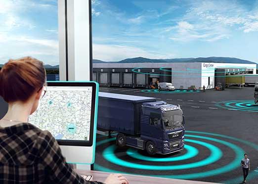 IAA Commercial Vehicles 2018: Rio solutions for smart digital logistics