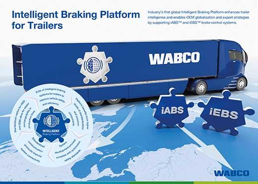 IAA Commercial Vehicles 2018: Wabco industry first global modular braking platform
