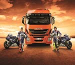 Iveco Hi-Way trucks delivered to Team Yamaha