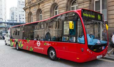 Optare electric buses to ply for 322km on one charge