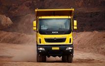Tata Motors launches Prima heavy trucks in Qatar