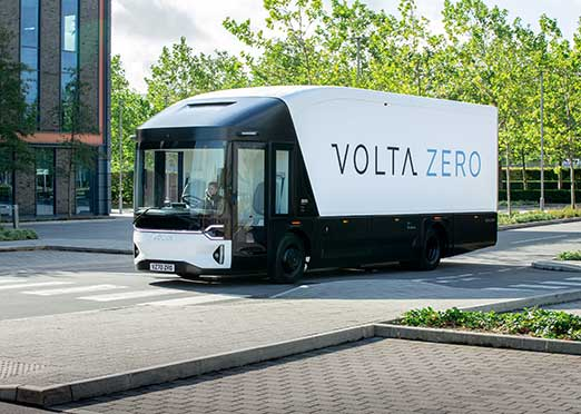 Volta Trucks reveals Volta Zero- First full-electric 16 tonne large CV