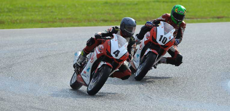 3 Indians riders to compete in Honda Asia Dream Cup 2015
