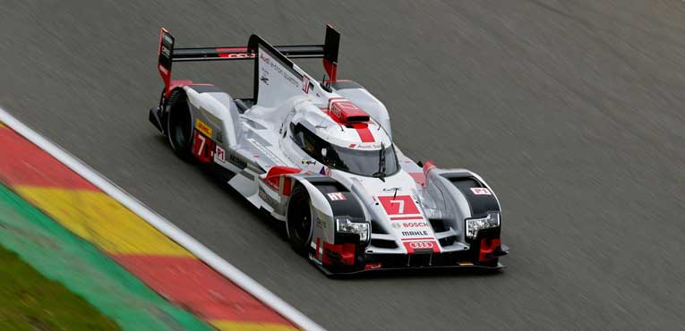 Audi no7 wins 6 hours of Spa, Aston Martin takes both GTE victories