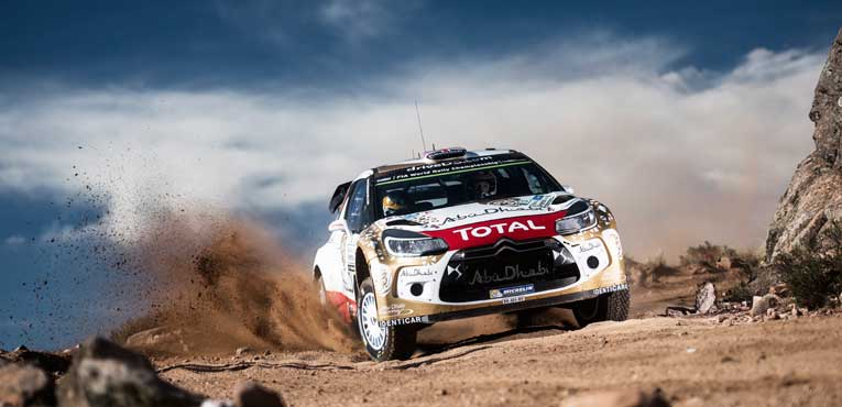 Kris Meeke claims maiden win in Rally of Argentina