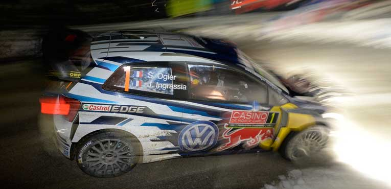 Ogier/Ingrassia wins in Monte Carlo as VW creates history