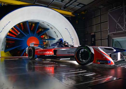 Pininfarina, Tech Mahindra partner Mahindra Racing Formula E Team