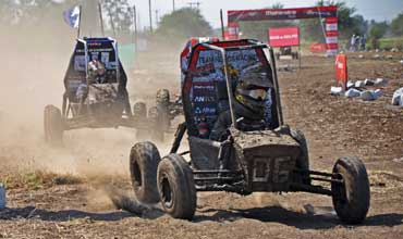 Pune College of Engineering team wins BAJA SAEINDIA 2015
