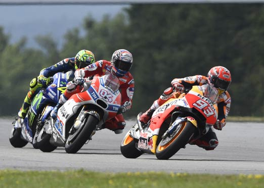 Tactical masterstroke for Honda as it claims 1-2 in Czech Grand Prix