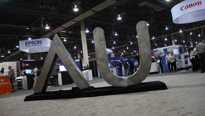 Autodesk University  event in Las Vegas, USA