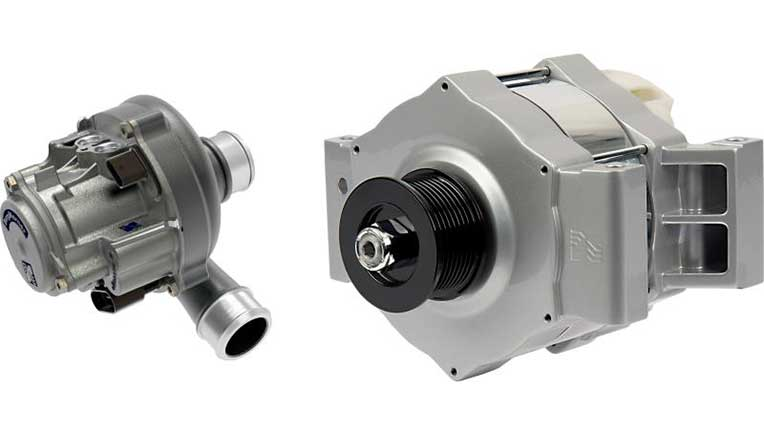 BorgWarner eBooster and Motor Generator Unit combining synergies for future mobility