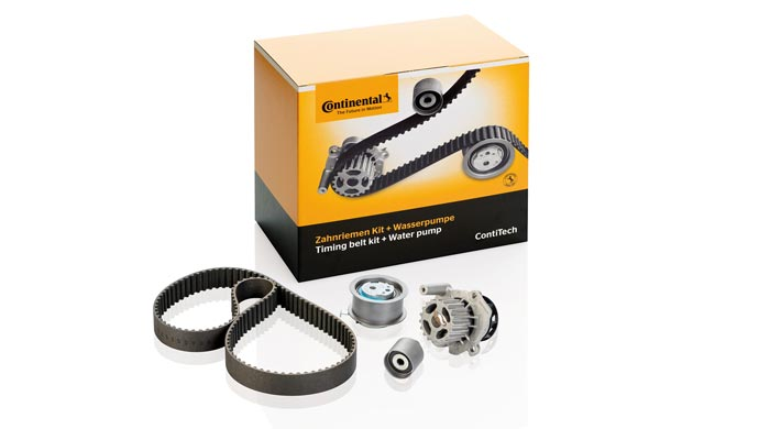 Timing belt from ContiTech