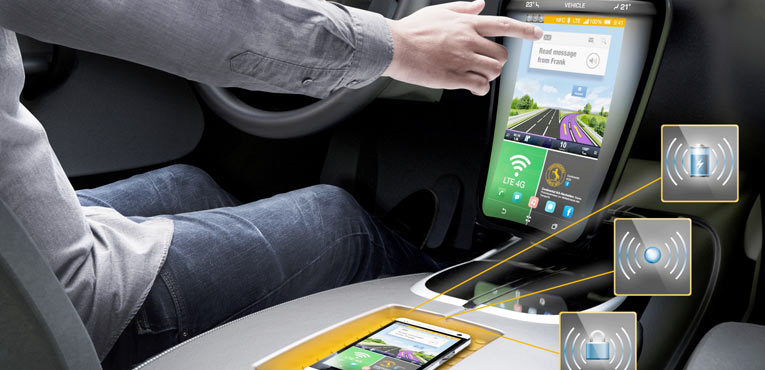 Continental working on intelligent infrared technology in cars