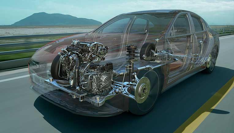 Hyundai Motor Group unveils world's first CVVD engine technology