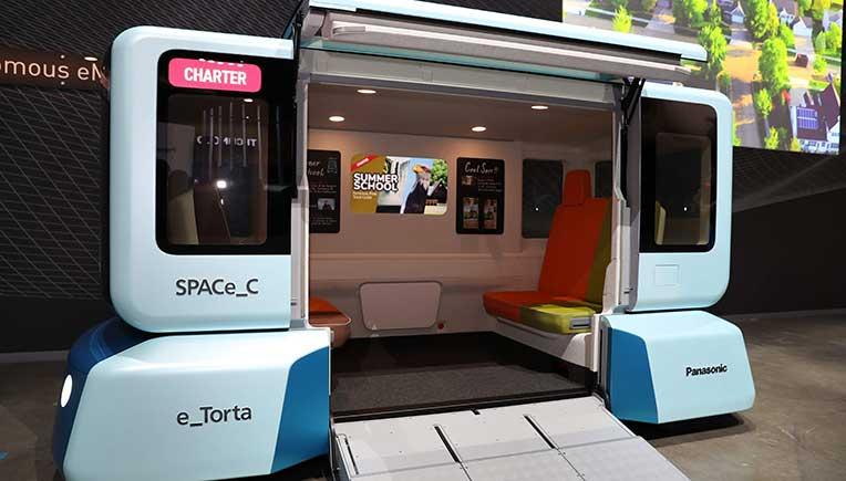Panasonic showcases innovative technologies at CES