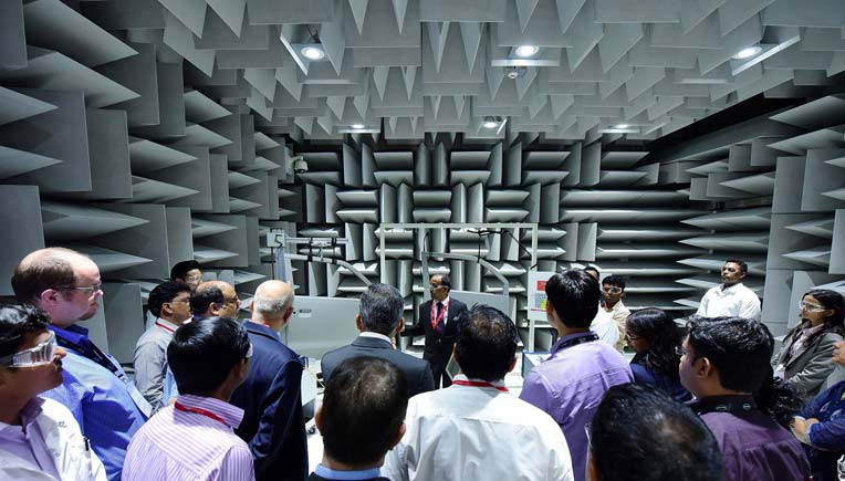 Acoustic Lab Inauguration - Henkel Innovation Centre, Pune