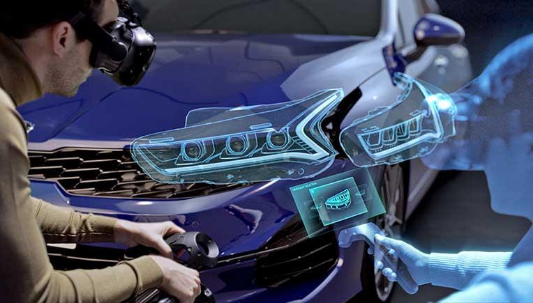 Hyundai, Kia debut virtual reality design evaluation system