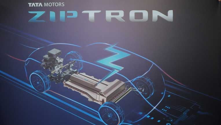 Tata Motors announces its EV technology brand 'Ziptron'