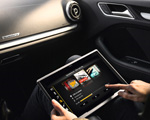 Audi Smart Display: Entertainment in your hands