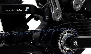 BMW i patent powers eBike with innovative swing arm
