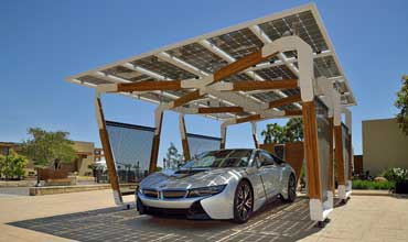 BMW unveils i Home Charging services at CES 2015
