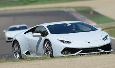 BorgWarner technology for Lamborghini Huracan