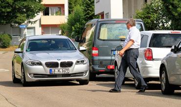 Bosch makes urban traffic safer for pedestrians