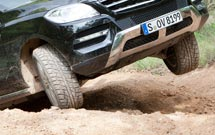 Comfort and control with electronic suspension