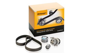 ContiTech enhances quality of water pumps in vehicles