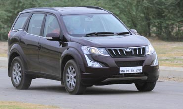 Continental India technology for Mahindra New Age XUV500