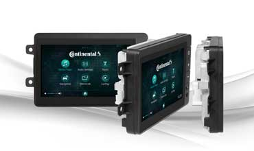Continental develops new in-vehicle radio platform
