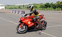 Continental showcases 2-wheeler safety technologies at BIC