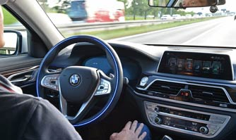 FCA to join BMW Group, Intel, Mobileye to develop autonomous driving platform