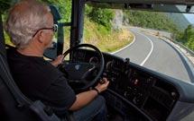 Freewheeling retarder reduces fuel consumption