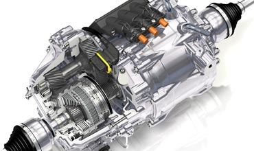 GKN reveals 'torque vectoring' eAxle technology for next-gen hybrids