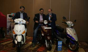 Hero Electric launches E-Tipper; Lithium Ion technology for scooters