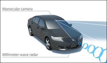 Honda SENSING Advanced Driver-Assistive System