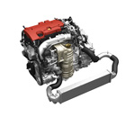 Honda develops VTEC Turbo engine
