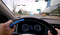 Hyundai technology to assist hearing-impaired drivers