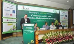 ICAT workshop on a 'Greener Tomorrow'
