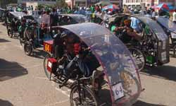 Inter-college Effi-Cycle 2014 concludes