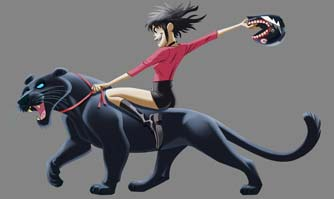 JLR partners with Noodle of Gorillaz for inspiring next gen engineers