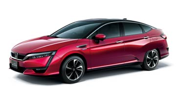 "Lanxess makes Honda's FCV ""Clarity Fuel Cell"" zero emission vehicle lighter"
