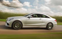 Mercedes new 9G-Tronic gearbox for E-Class range