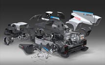Nissan  Zeod RC is impressive on CAD