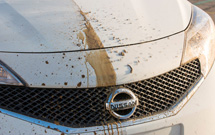 No more washing your car, Nissan has the answer