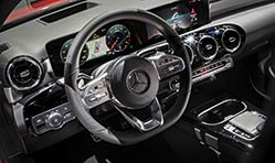 Nuance's Conversational AI platform powers Mercedes Benz User Experience