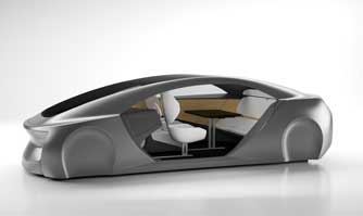Panasonic presents vision for autonomous cabin of future